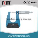 micrometro profondo della gola di 0-25mm con la graduazione di 0.01mm
