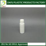 бутылка жидкостного PE микстуры 100ml пластичная белая