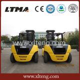 Diesel van China 5-7t Hydraulische Vorkheftruck voor Verkoop
