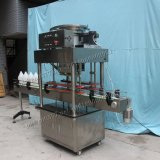 Automatische lineare mit einer Kappe bedeckende Maschine Xg-300 für alle Plastiküberwurfmuttern