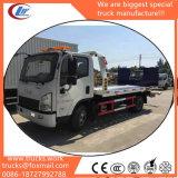 Camion de récupération de véhicules camion de récupération Sino HOWO 4X2