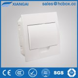Caixa de Distribuição de Tsm Caixa Electrcial Gabinete Plástico Hc-Tfw 8 maneiras