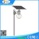 luz de calle solar al aire libre del jardín de 12W LED con la certificación de RoHS del Ce
