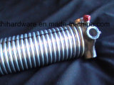 As peças de garagem --- A mola de torção (Oil-Tempered & tratamento galvanizado)