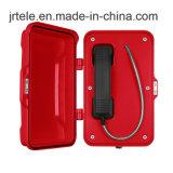 Téléphone d'urgence en tunnel, téléphones sans fil Mine, téléphone sans fil robuste