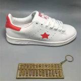 Kundenspezifische klassische Turnschuh-Form-verursachende Schuhe mit Art Nr.: Beiläufiges Shoes-Xf001 Zapatos