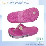 Тапочка Flops Flip пальца ноги детей малышей ЕВА Binding симпатичная
