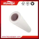il rullo 100GSM (64 '' *100m) veloce asciuga il documento di trasferimento di sublimazione della tintura per la stampante di getto di inchiostro di ampio formato