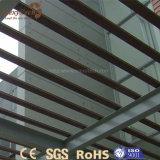 De Chinese Stijl paste de Openlucht Houten Pergola van de Tuin aan WPC
