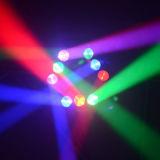 [دمإكس] [9إكس10و] حزمة موجية [لد] عنكبوت متحرّك رأس [أوفو] ضوء