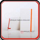 Planificador elástico de la impresión del cuaderno del borde del color del emparejamiento