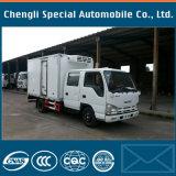 Isuzu 5tons 4X2 Qingling 600p 17cbm Vrachtwagen van de Diepvriezer met Ijskast