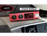 C20 3.1A montato su veicolo ha prodotto il multi adattatore dell'automobile delle 2 porte del USB con l'inseguitore di GPS integrato