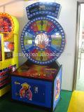 La máquina de juego caliente de arcada de la placa giratoria del vapor del viento de la máquina de juego de la lotería del boleto del triunfo del vapor del viento de las ruedas embroma el juego de interior de la diversión