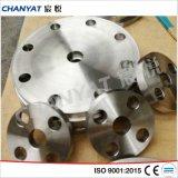 Borde inoxidable A182 (F304H, F316H, F317) de acero del tubo