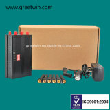 Lte 700MHzの携帯用シグナルの妨害機GSMのブロッカー妨害機6の鞭のアンテナ(GW-JN6L)