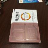 Квадратная прозрачная коробка пластичный упаковывать еды PP