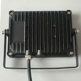 Luz de inundação ao ar livre nova ultra fina IP65 do diodo emissor de luz do projector do projeto 30W SMD da qualidade