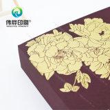 Коробка подарка бумаги дивного горячего печатание сбывания и хорошего качества с упаковывать ткани