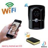 Sonnette vidéo WiFi intelligente pour Smart Home Automation Security