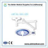Lámpara Shadowless quirúrgica de la operación del precio de costo LED