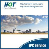 Installation de traiter et de préparation de charbon (CHPP) CPE