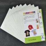 2017 Vente chaude toile sombre T-Shirt Papier Transfert Laser