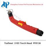 Trafimet S105 факел головки PF0136 Воздух плазменный факел сварочной горелкой