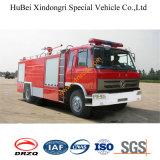 4ton Vrachtwagen Euro2 van de Brand van het Poeder van Dongfeng de Droge