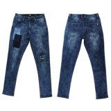 Jeans del Knit della neve degli uomini di alta qualità (MY-006)