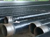Grande tubo d'acciaio anticorrosivo saldato del diametro spirale