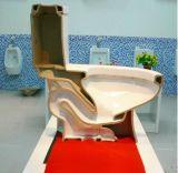 Siphonicのワンピースの洗面所WC