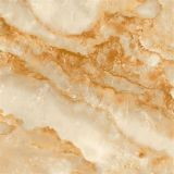 Glasig-glänzende Porzellan-Fußboden-Fliese-/Marmorfliese mit W. 0.5%