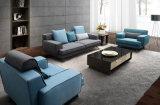 Современная домашняя мебель в гостиной раскладной диван ткани (HC1407A)
