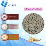 La naturaleza Tofu arena de gato con buena calidad (YYLD01).