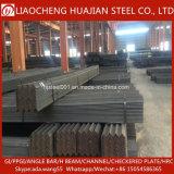 Staal van de Staaf van de Hoek van de Koolstof van China het Milde voor Bouwconstructie