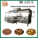 Lavatrice della patata della manioca degli ortaggi da radice