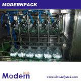 ligne remplissante de mise en bouteilles de machines de l'eau de 1gallon 5litres 10L