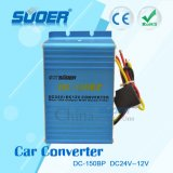 Conversor de energia do carro DC 24V a 12V Conversor de fonte de alimentação para automóvel (DC-150BP)