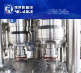 Kleine Automatische 3 in 1 Machine van het Flessenvullen van het Sap