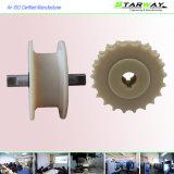 Kundenspezifische StahlAutoteil-Metalwelle für die CNC maschinelle Bearbeitung und DIE CNC-maschinell bearbeitenteile