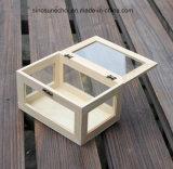 Fábrica de China Caja de madera, vino de Madera caja de embalaje Fabricación mayorista