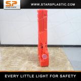Multi-Puerta Temporal portátil extensible de plástico Barrera