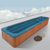 10.6メートルのハイエンド温水浴槽の余暇の楽しみの水泳のプールの鉱泉(M-3326)