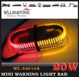Volante della polizia ambrato mini LED Lightbar di colore di prezzi di fabbrica