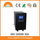 (T-48203) 48V2000W30A 사인 파동 PV 변환장치 & 관제사