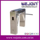 RFID & torniquete automático do tripé do controle de acesso da impressão digital