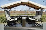 現代様式の余暇の4シートの屋外アルミニウム振動