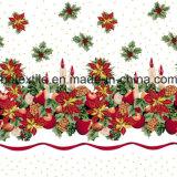 30sx30s van uitstekende kwaliteit 100% Stof en de Textiel van het Katoenen de Gouden BloemenAf:drukken van de Folie