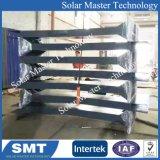 Montaggio solare a terra del Carport